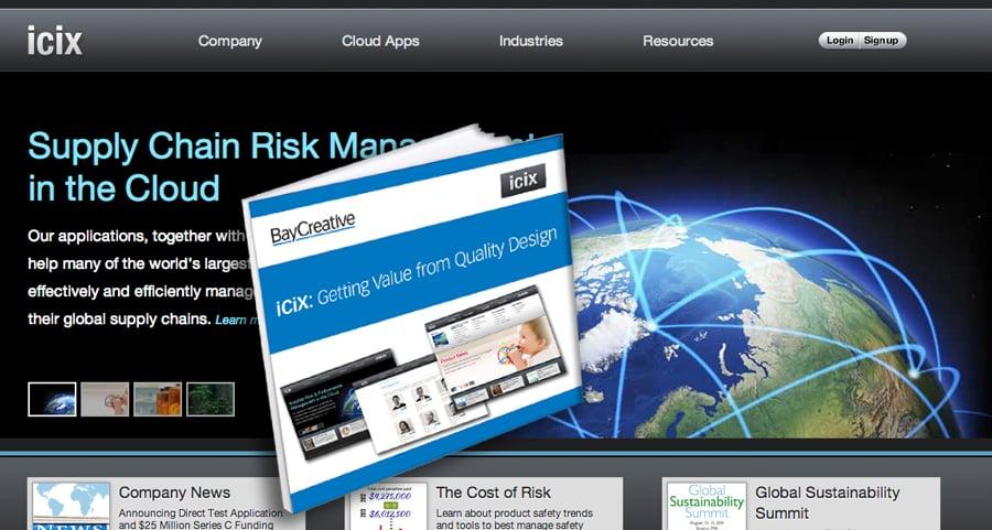 iCiX Website Success Story
